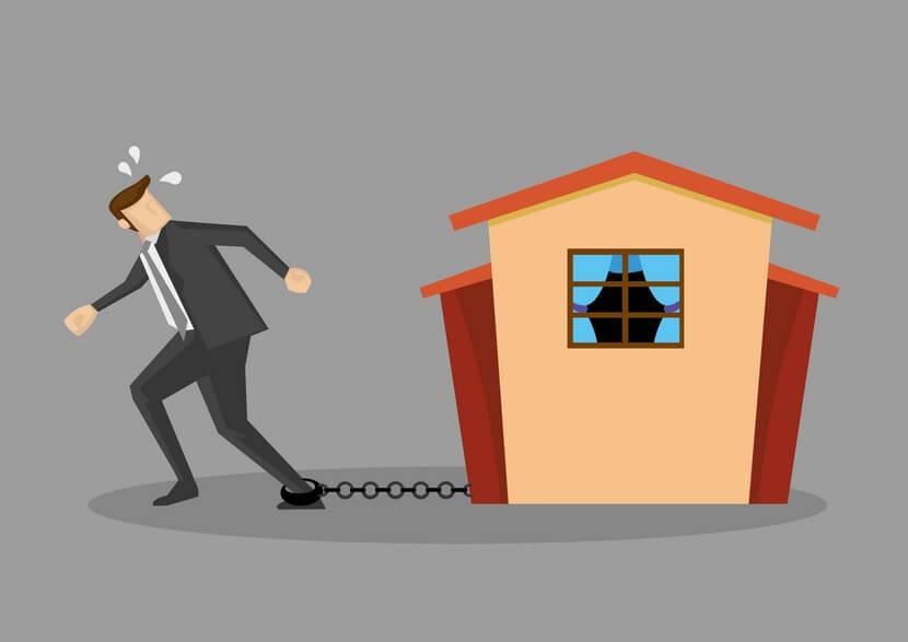 Проблемы с ипотекой