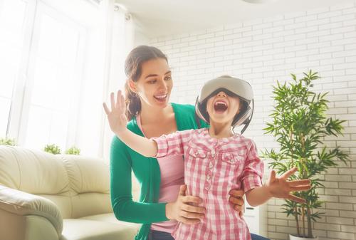 Виртуальная реальность для детей