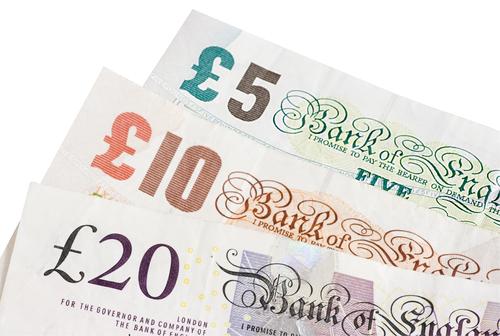 Бумажные фунты