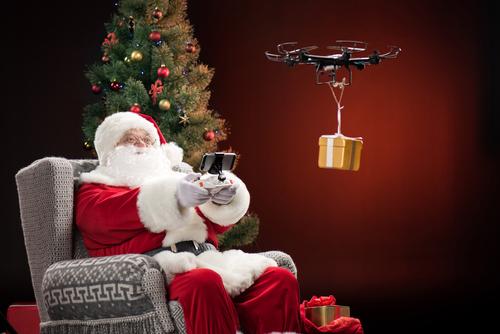 Какие сложности вызовет использование дронов для доставки