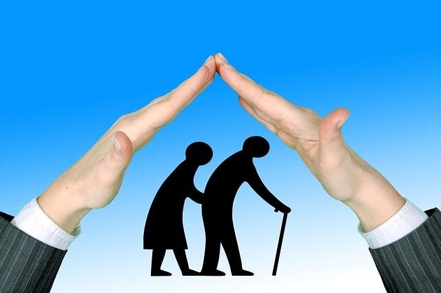 супруги - пенсионеры