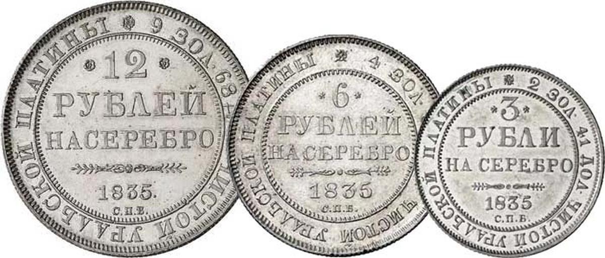 царские деньги