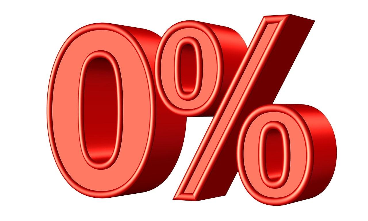 ипотека под 0 процентов