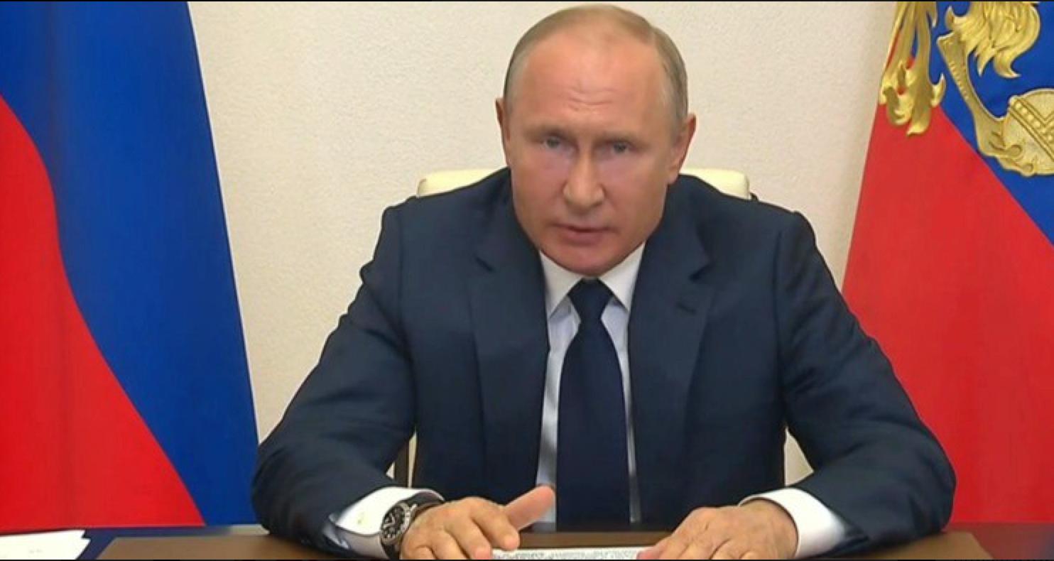 Обещания Владимира Путина