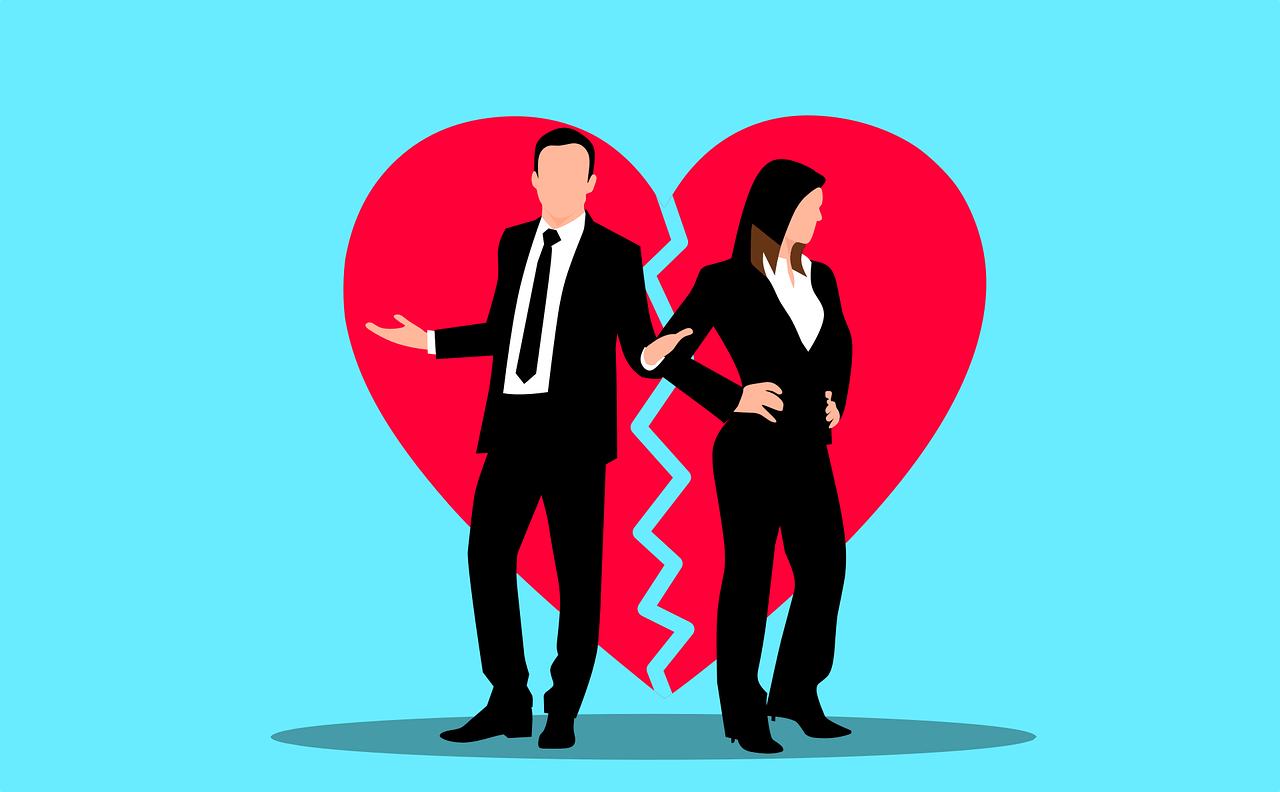 Кредит и развод